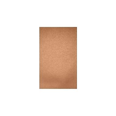 LUX 8 1/2 x 14 Cardstock (8 1/2 x 14) - Copper Metallic - Pack of 1000 (2444861)