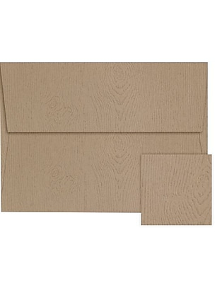 LUX A2 (4 3/8 x 5 3/4) - Oak 250/Box, Oak Woodgrain (5370-S01-250)