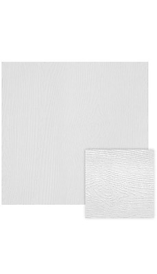 LUX A7 Drop-In Envelope Liners (6 15/16 x 6 5/8) 50/Box, White Birch Woodgrain (LINER-S02-50)