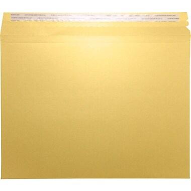 LUX Mailers (9 1/2 x 12 1/2) 500/Box, Gold Metallic (LUXMLR-M07-500)