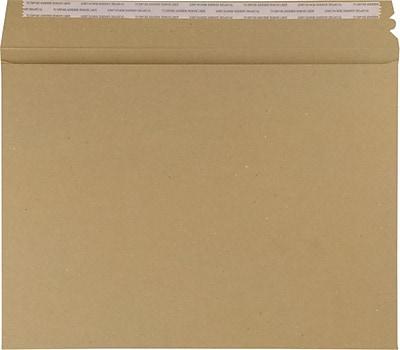LUX Mailers (9 1/2 x 12 1/2) 50/Box, Grocery Bag (LUXMLR-GB-50)