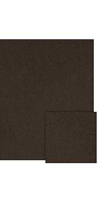 LUX 8 1/2 x 11 Cardstock 50/Box, Teak Woodgrain (81211-C-S03-50)