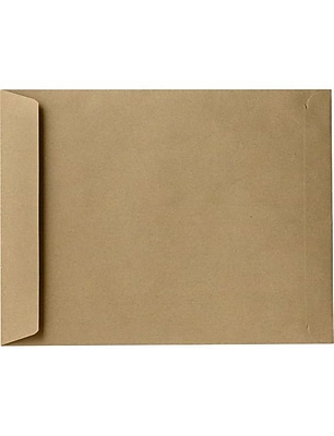 LUX 11 x 17 Jumbo Envelopes (11 x 17) - Grocery Bag - Pack of 50 (2444770)