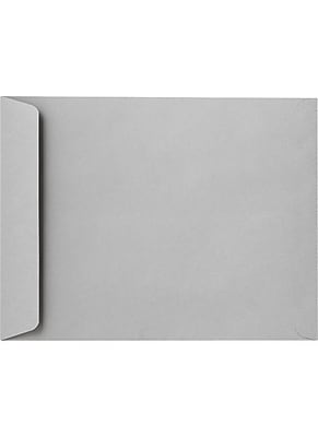 LUX 11 x 17 Jumbo Envelopes (11 x 17) - Gray Kraft - Pack of 500 (2444780)
