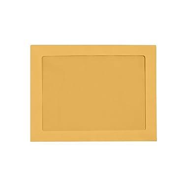LUX Full Face Window Envelopes, 28 lb., 9