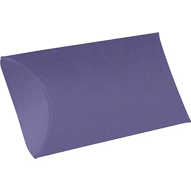 LUX Small Pillow Boxes (2 x 3/4 x 3) 1000/Box, Wisteria (LUX-SPB-1061000)