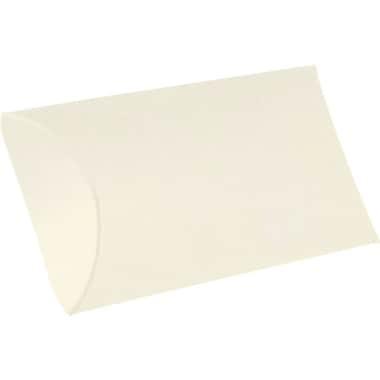 LUX Small Pillow Boxes (2 x 3/4 x 3) 1000/Box, Natural Linen (SPB-NLI-1000)