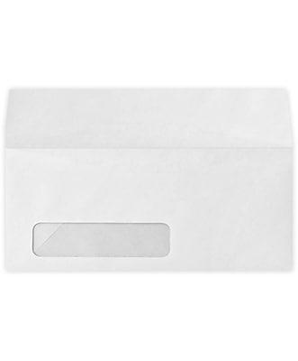 LUX #10 Window Envelopes (4 1/8 x 9 1/2) 250/Box, 80lb. White