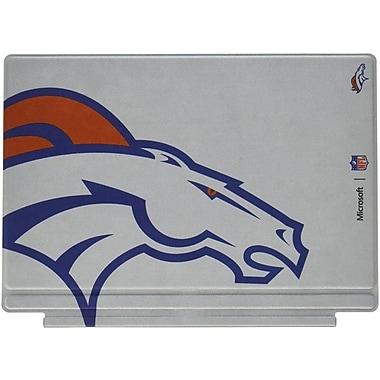 Microsoft – Clavier Type Cover édition spéciale de la NFL pour Surface Pro 4, Denver Broncos