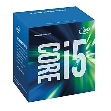 Intel – Processeur Skylake Core i5-6402P, FC-LGA1151, 2,80 GHz, 6 Mo de mémoire cache, 64 bits, vente au détail (BX80662I56402P)