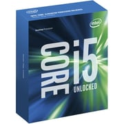Intel Core i5-6600 Quad-Core Processor, Socket LGA1151, 3.3 GHz, 6 MB L3 Cache, 14nm, Retail Boxed, Gen6 (BX80662I56600)