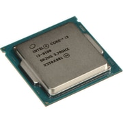 Intel Core i3-6100 Dual-Core Processor, Socket LGA1151, 3.7 GHz, 3 MB L3 Cache, 14nm, Retail Boxed, Gen6 (BX80662I36100)