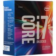 Intel – Processeur Core i7-6800K hexacœur, LGA2011- 3,4 GHz, mémoire cache L3 15 Mo, 14 nm, 6e gén (BX80671I76800K)