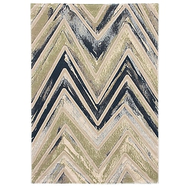 Ecarpetgallery – Tapis Abstract, gris