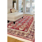 ecarpetgallery Shiravan Rugs, Red