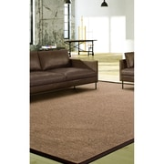 "ecarpetgallery 5'0"" x 8'0"" Sisal-collection Rug, Brown"