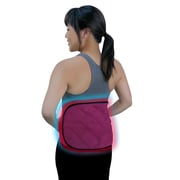 North American Health + Wellness Hot and Cold Back Support Wrap (JB5859)
