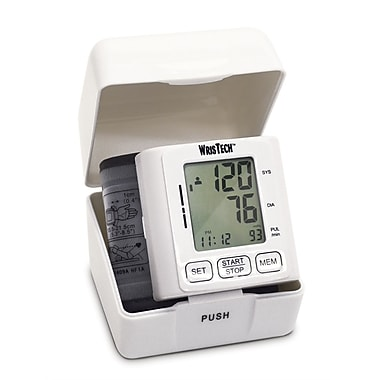 North American Health + Wellness Blood Pressure Monitor with Case (JB7423CS)