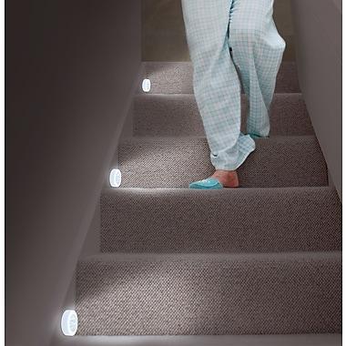 Ideaworks Set of 3 LED Motion Sensor Lights (JB7556)