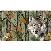AmericanExpedition Wolf Cutting Board