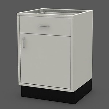 SteelSentry 1 Drawer and 2 Door Cabinet