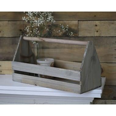 Crates & Pallet 18'' Toolbox