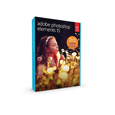 Adobe – Photoshop Elements 15