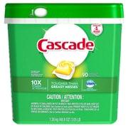 Cascade - Détergent à vaisselle ActionPacs, paq./90