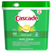 Cascade Action Packs, Lemon Scent (07041)