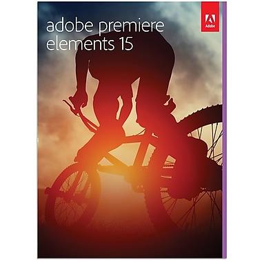 Adobe – Premiere Elements 15, anglais