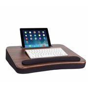 Sofia + Sam Lapdesk with Tablet Slot Wood Top (5019)