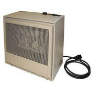 TPI 13106 BTU Dual Heat Fan Forced Portable Electric Heater, Beige (H474TMC)