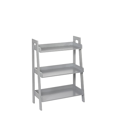 RiverRidge® Home Products 3 Tier Ladder Shelf Gray (02-069)