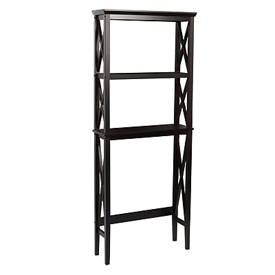 RiverRidge® Home Products X- Frame Collection Spacesaver - Espresso (06-004)