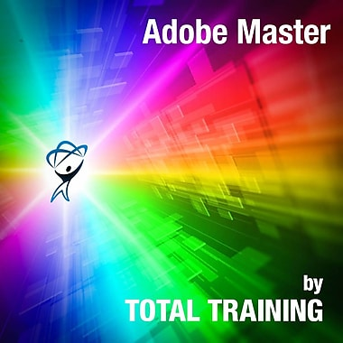 Adobe Master Bundle by Total Training, anglais [téléchargement]