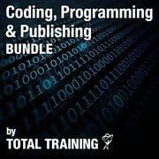 Coding, Programming & Publishing by Total Training, anglais [téléchargement]
