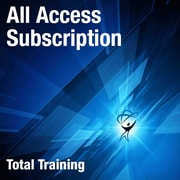 Total Training All Access, abonnement de 90 jours à accès illimité, anglais [téléchargement]