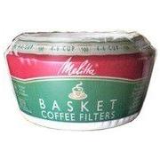 Melitta Junior Basket Coffee Filter (Set of 100)