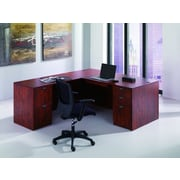 Conklin Office Furniture LCS L-Shape Executive Desk
