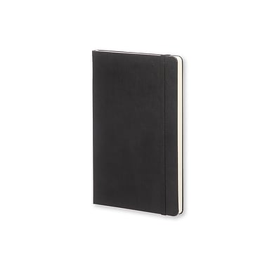 Moleskine Classic Notebook, Hard Cover, Dotted, Black