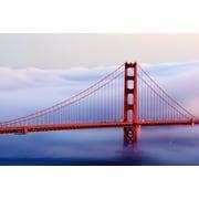 Cortesi Home Golden Gate Bridge Photographic Print