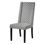 Cortesi Home Jenna Parsons Chair (Set of 2)