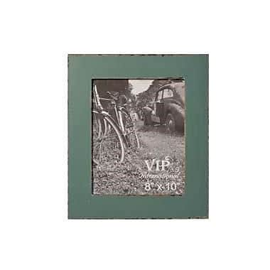 American Mercantile Picture Frame; Blue