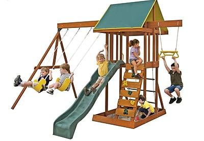 KidKraft Wooden Swing Set
