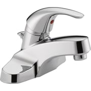 Peerless Faucets Lavatory Faucet Single Handle w/ Drain Assembly; Chrome