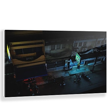 Two Palms Art Bazaar 'Krabi Night' by SC Brown Photographic Print on Plaque; 30'' H x 45'' W x 1'' D