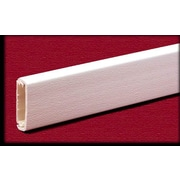 Wiremold CordMate Wire Channel; White