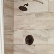 American Standard Fluent Pressure Balance Bath/Shower Trim; Oil Rubbed Bronze