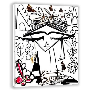 Two Palms Art Bazaar 'Frida Mi Amor' by Jenny Perez Wall Art on Plaque; 20'' H x 15'' W x 1'' D