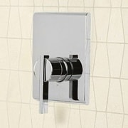 American Standard Times Square Pressure Balance Shower Trim; Chrome